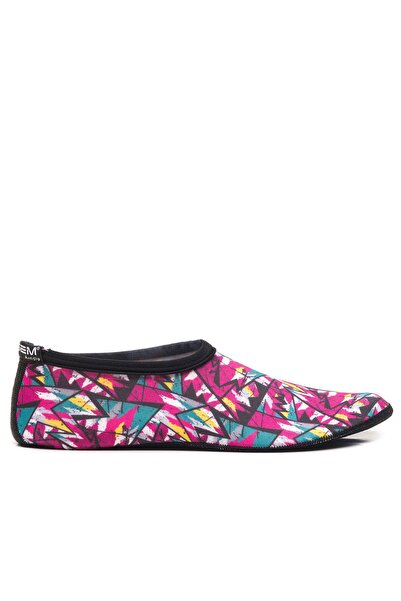 Esem Savana 2 Deniz Ayakkabısı Kadın Ayakkabı Yeşil / Fuşya