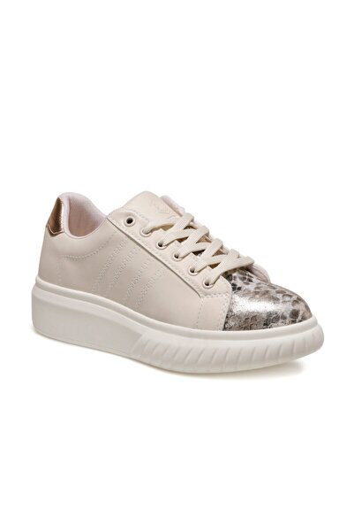 lumberjack Elenı Kum Rengi Kadın Sneaker Ayakkabı