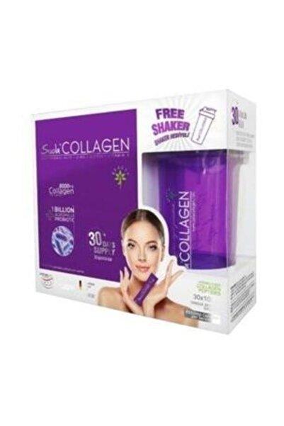 Suda Collagen Collagen ve Probiotic 30 x 10 g Saşe Karpuz Aromalı Aylık Paket