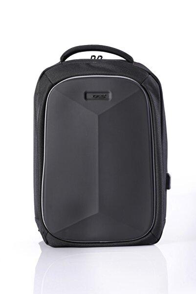 ÇÇS Unisex  15.6 Inc Usb Laptop Sırt Çantası 51282