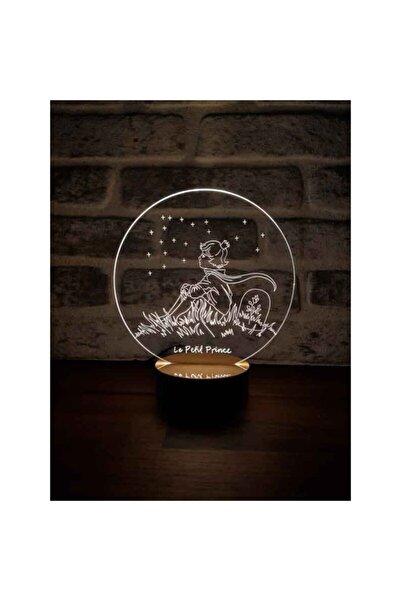 BY-LAMP Küçük Prens Le Petit Prince Gece Lambası