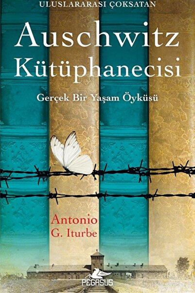 Pegasus Yayınları Auschwitz Kütüphanecisi