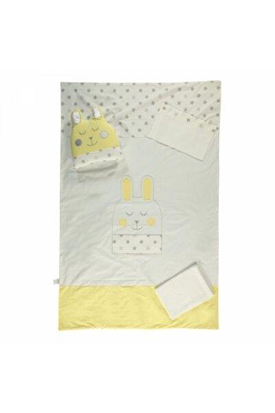 Bebetto Sarı Bebek Nevresim Takımı