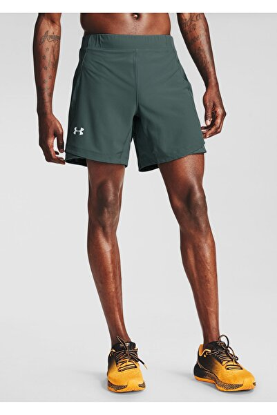Under Armour Erkek Şort & Bermuda - Ua Qualifier Sp 7'' Short - 1326600-424