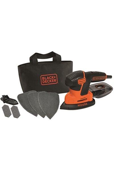 Black&Decker Ka2000 120watt Mouse Çok Amaçlı Zımpara
