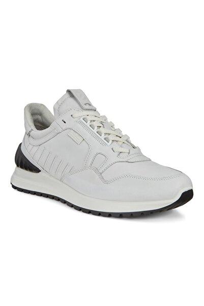 Ecco Erkek Beyaz Astır Ayakkabı