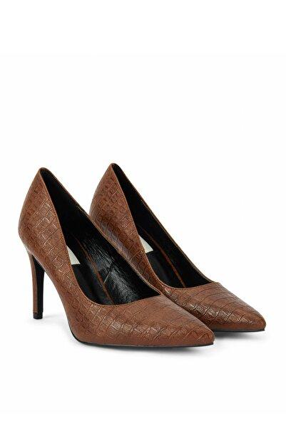 İpekyol Kadın Kahverengi Topuklu Ayakkabı IW6200031001