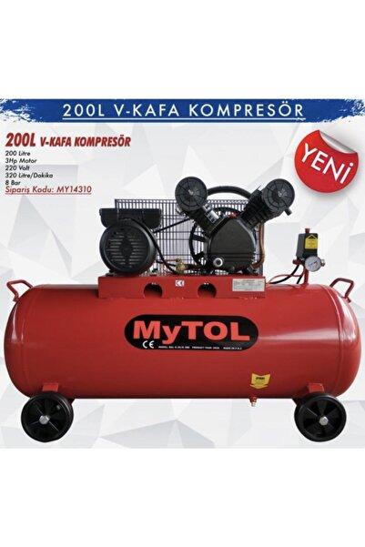 MYTOL Hava Kompresörü 200 litre 3hp My14310