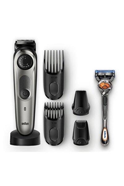 Braun Bt 7040 Saç&sakal Şekillendirici,autosense,kablosuz,ıslak&kuru + Gillette Hediye