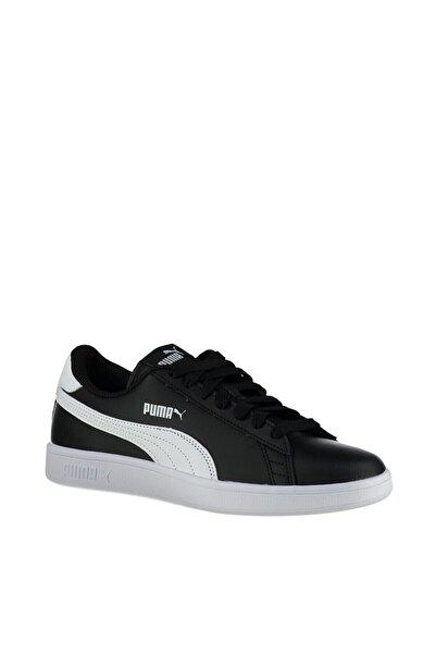 Puma Kadın  Siyah Sneaker Ayakkabı 36517003 Smash V2 L