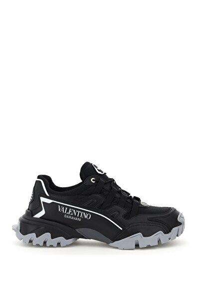 Valentino Garavani Erkek Siyah Casual Ayakkabı
