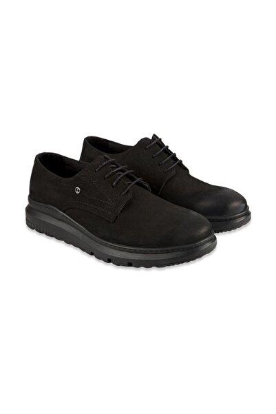 SÜVARİ Siyah Casual Erkek Ayakkabı