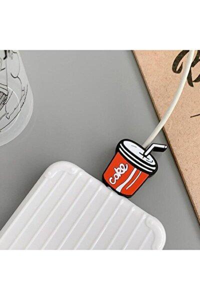 MY MÜRDÜM Kablo Koruyucu Sevimli Coke