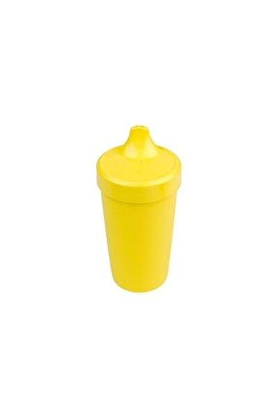 Unisex Bebek Sarı Akıtmaz Alıştırma Bardağı