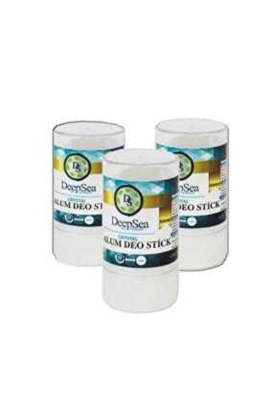 DeepSEA Kristal Doğal Tuz Içeren Rollon 120 G Deodorant 3 Adet