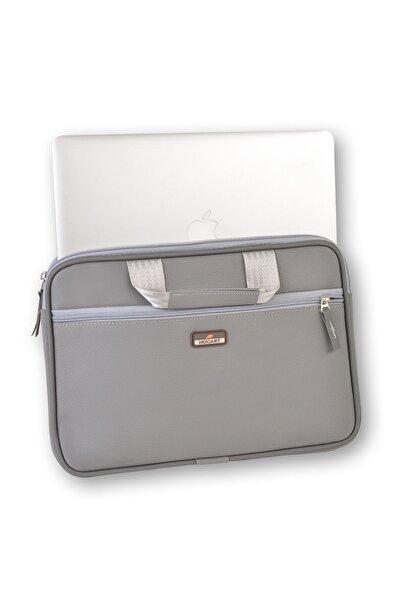 Hogartbag Unisex Gri  Notebook Çantası