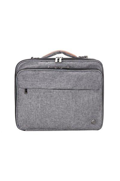 PLM Smartpack 15-16 Inç Laptop Çantası Gri