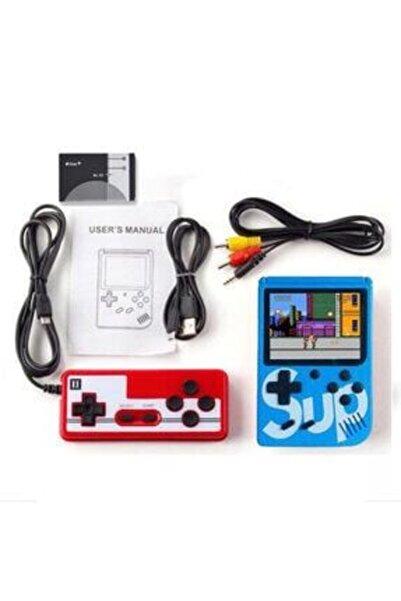 SUP Çift Kol 400 Nostalji Oyunlu Mini Atari