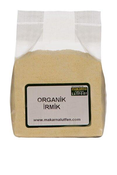 Makarna Lütfen Organik Irmik (250 G)