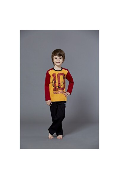 GSStore Taraftar Garson Boy Genç Pijama Takımı 8475
