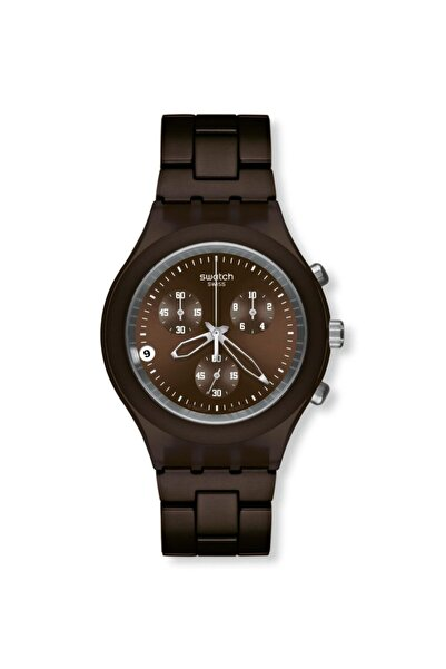 Swatch Full-blooded Smoky Brown Svcc4000ag