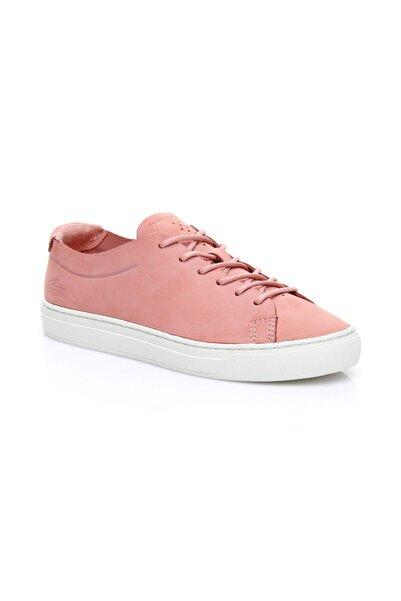 Lacoste Kadın Pembe L12 12 Unlined 318 1 Sneaker