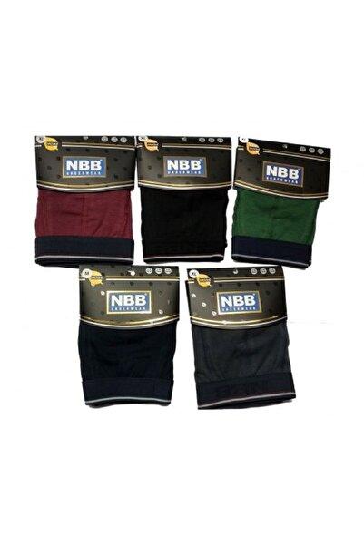 NBB Erkek 3'lü Paket Modal Pamuk Özel Boxer