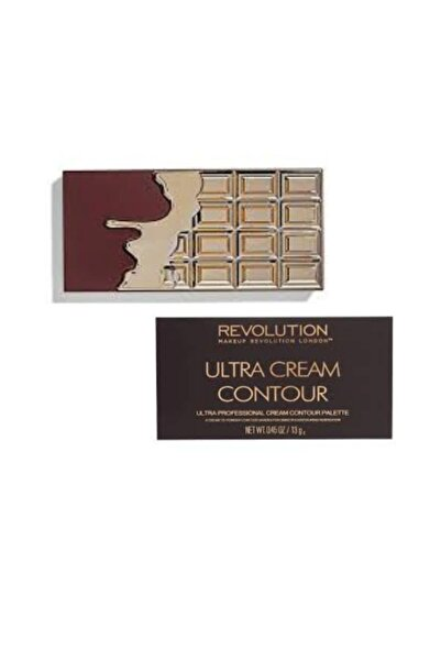 Revolution Fırsat Paketi 24k Gold Far Paleti +ultra Krem Kontür Paleti 5057566008564