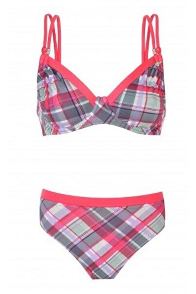 Zeki Triko Kadın Gri Bikini Takımı