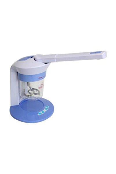 CHARMVIT PROFESSIONAL Mavi Profesyonel Masaüstü Vapozon Yüz Buhar Makinesi