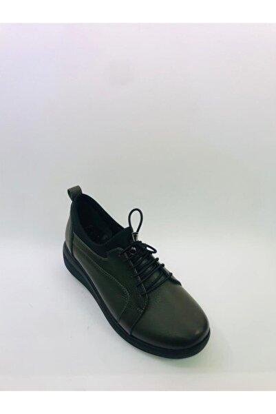 KRISTE BELL Yeşil Full Ortopedi Kadın Ayakkabı