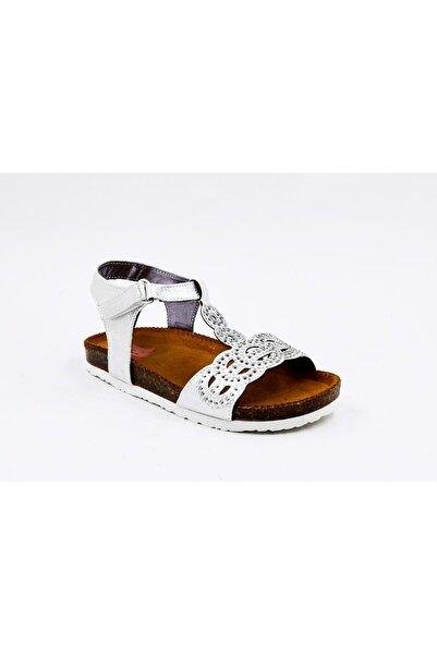 Pandora Kız Çocuk Gümüş Günlük Sandalet