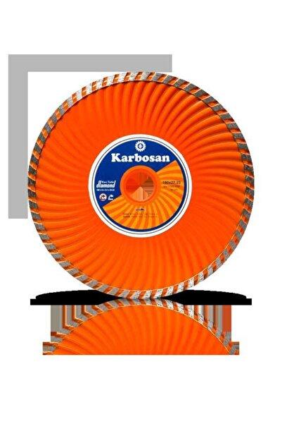 KARBOSAN 950420 Elmas Granit Kesici Disk 180 Mm