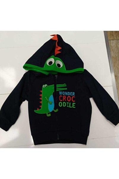 Wonder Kıds Kız Bebek Lacivert Ceket