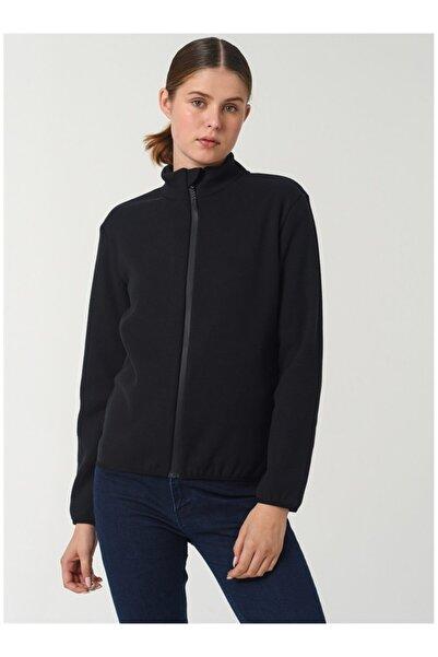 NATIONAL GEOGRAPHIC Kadın Siyah Sweatshirt
