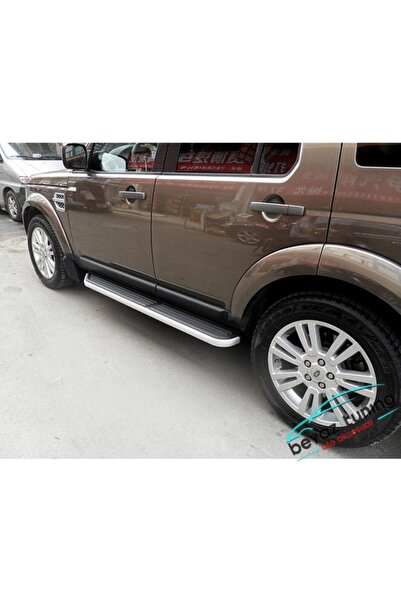 Universal Land Rover Discovery 3-4 Yan Basamak Koruma