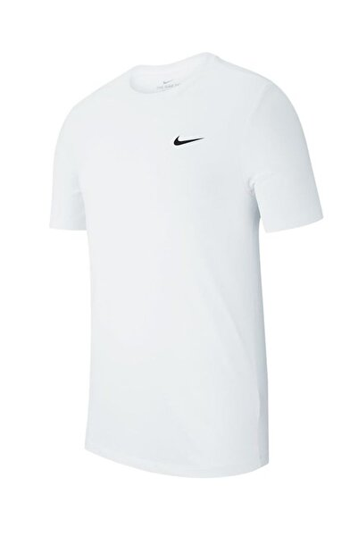 Nike Erkek Spor T-Shirt - M DF TEE DFC CREW SOLID - AR6029-100