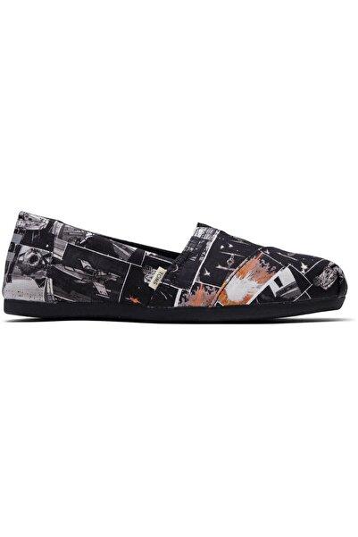 Toms Kadın Siyah Sneaker