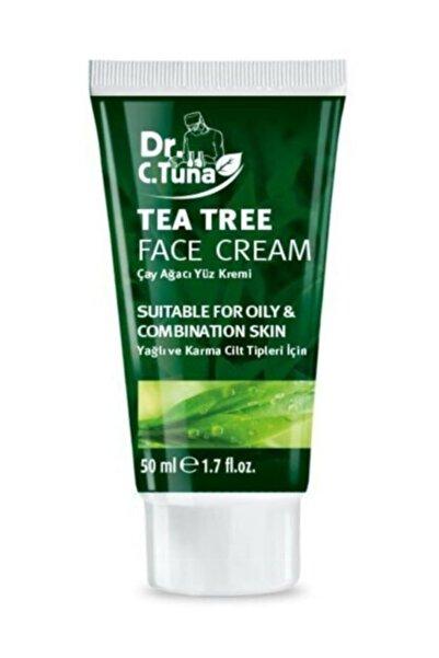 Farmasi Dr. C. Tuna Çay Ağacı Yağı Yüz Kremi 50ml