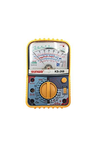 OEM Powermaster Analog Ölçü Aleti Ks-268