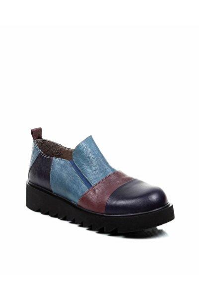 Beta -Kadın Mor Günlük Ayakkabı  Kombin