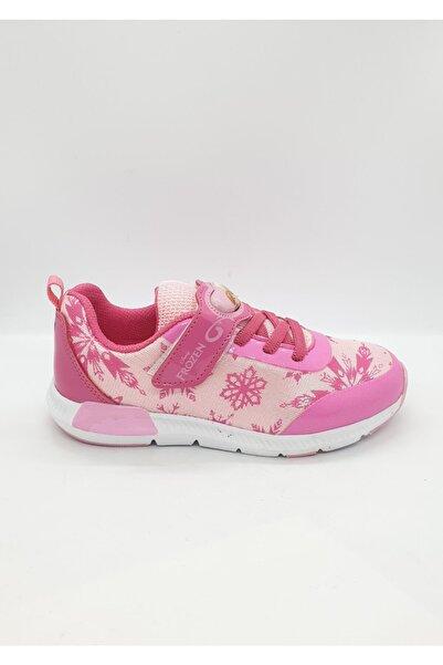 Disney Frozen Kız Çocuk Fuşya Frozen Lıya Spor Ayakkabı