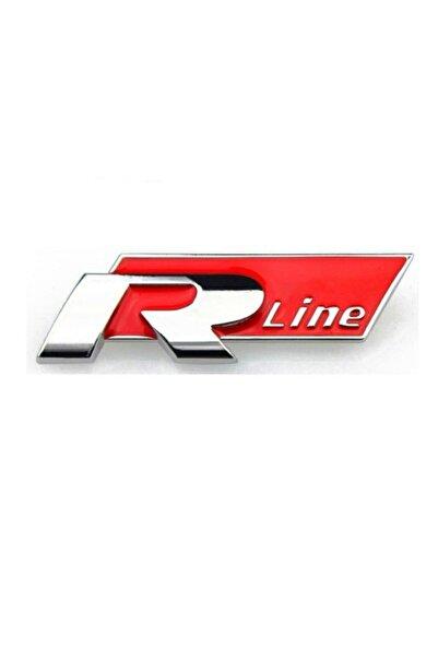 Space Çamurluk Logosu R Line Kırmızı