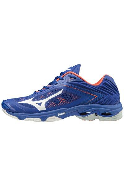 MIZUNO Wave Lightning Z5 Voleybol Ayakkabısı Mavi