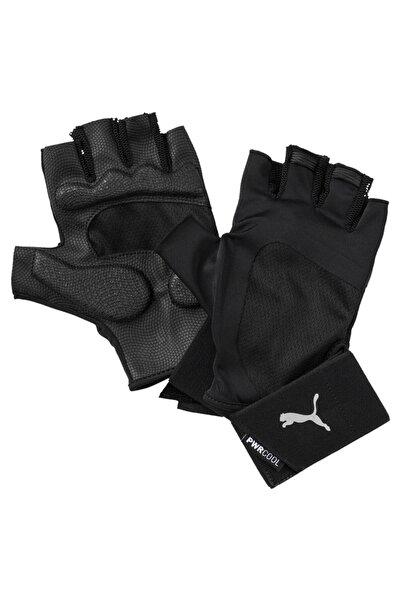 Puma Unisex Eldiven -  041467-01 Ess Gloves Premıum Gym Fıtness Ağırlık Eldiveni - 4146701