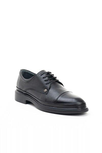 Pierre Cardin Erkek Siyah Günlük Deri Ortopedik Ayakkabı 1102775