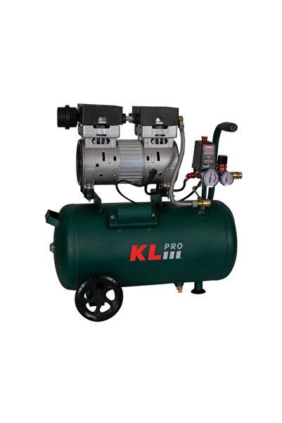 KLPRO Klk25s Sessiz Hava Kompresörü 1 Hp 24 Lt 8 Bar