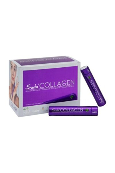 Suda Collagen 40ml X 30 Shots ( 30 Günlük Kür )