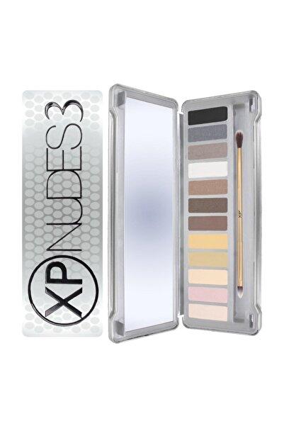 XP Nudes 3 Metal Far Paleti