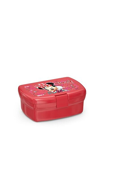 MINNIE Kırmızı Mouse Beslenme Kabı
